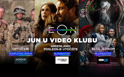 Nova doza adrenalina za EON Video klub u junu!